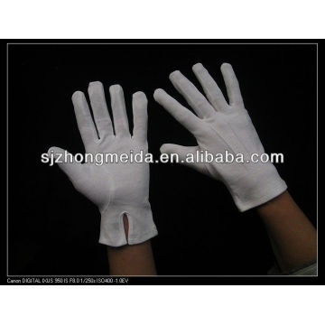Uniform Cotton Gloves Parade Waiters Gloves