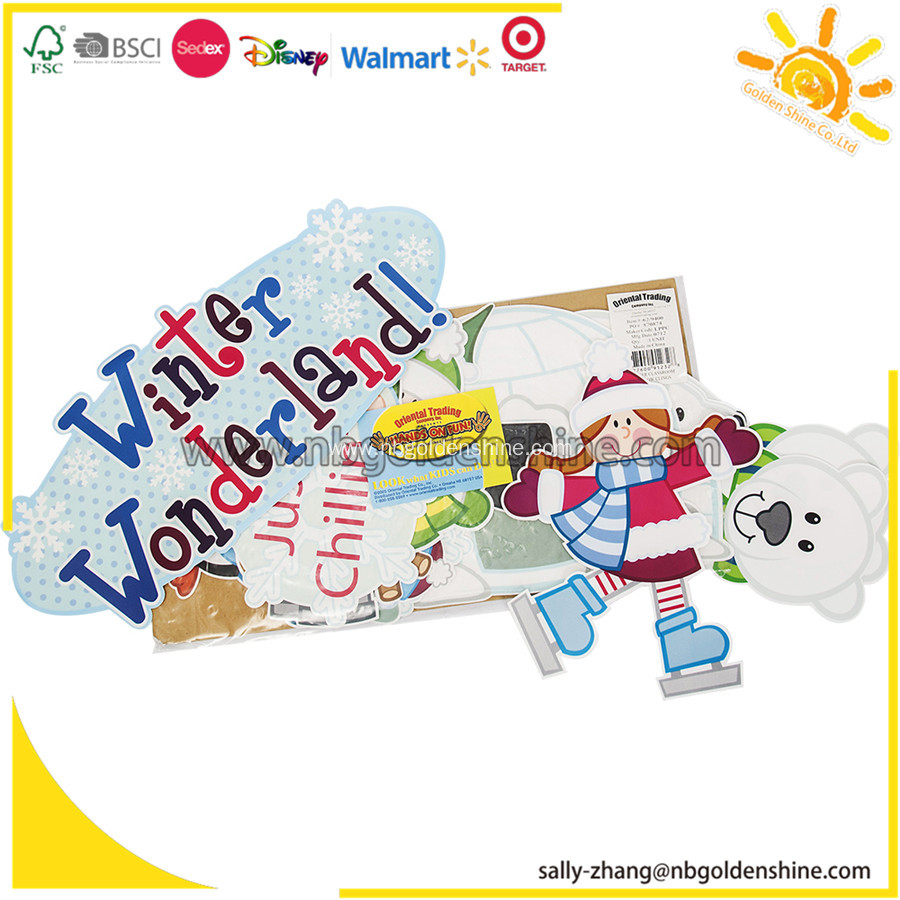 Wall Sticker Activity Set