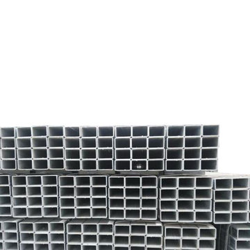 Galvanized Composite of St37 Steel Square Pipe