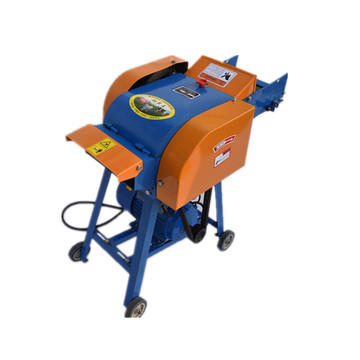 220V Small Multifunctional Silage Chaff Cutter Machine