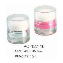 Customized for Loose Powder Case Loose Powder Container PC-127-10 supply to Liberia Manufacturer