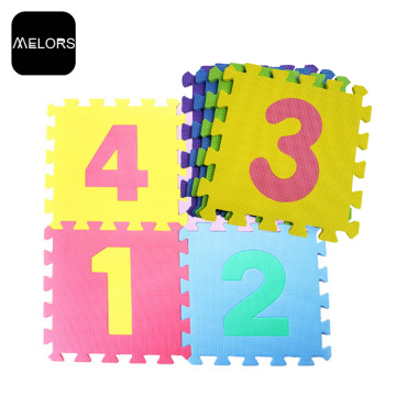 Melors EVA Non-toxic Baby Educational Toys Mat