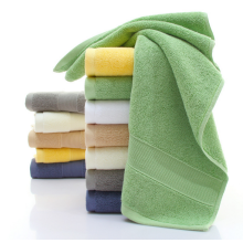 Best Quality Cotton Solid Color Towels