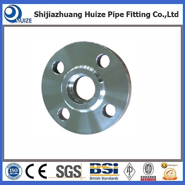 ASME A304L threaded flange dimensions