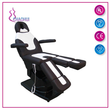 Electric pedicure leg table