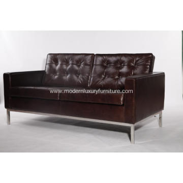 Modern Classic Design Florence Knoll Loveseat
