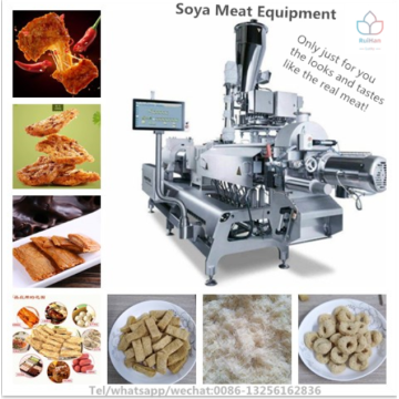 TSP texturized Soy Protein production line