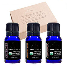 OEM top 3 Therapeutic Grade essential oil  set