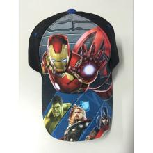 China Manufacturer for Children Printing Baseball Cap Boy Sublimation Microfiber Baseball Cap supply to Nigeria Manufacturer