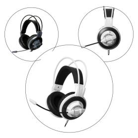 Hot Selling Wired USB Gaming Headset
