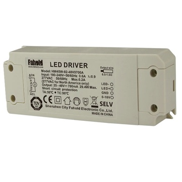 Hushållsbelysning LED Driver Power