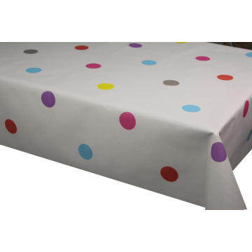 Pvc Printed fitted table covers Za