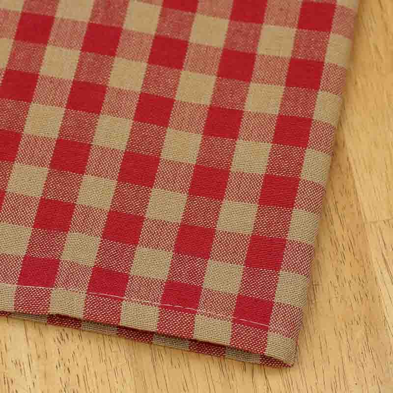 natural_and_red_gingham_check_dish_towel