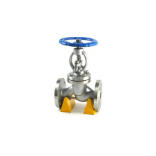 Chinese excellent supplier rotary jis 5k40 marine globe valve stainless steel 316
