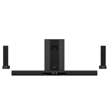 Super pro real wireless surround sound speakers