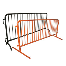 High Permance for Pipe Temporary Fence Hot-Dipped Galvanized Iron Temporary Traffic Barricade export to Rwanda Manufacturers