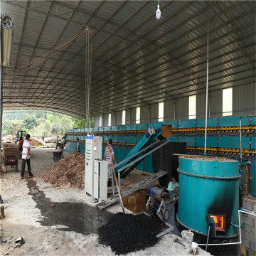 Wood Drying Process Machine for Sale