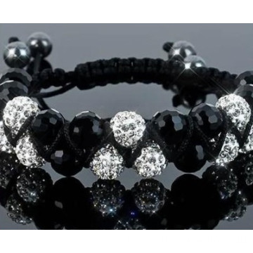 Crystal Beads Shamballa Bracelets Wholesale For Wedding Gift