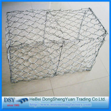 Galvanizing Hexagonal Gabion Wire Mesh