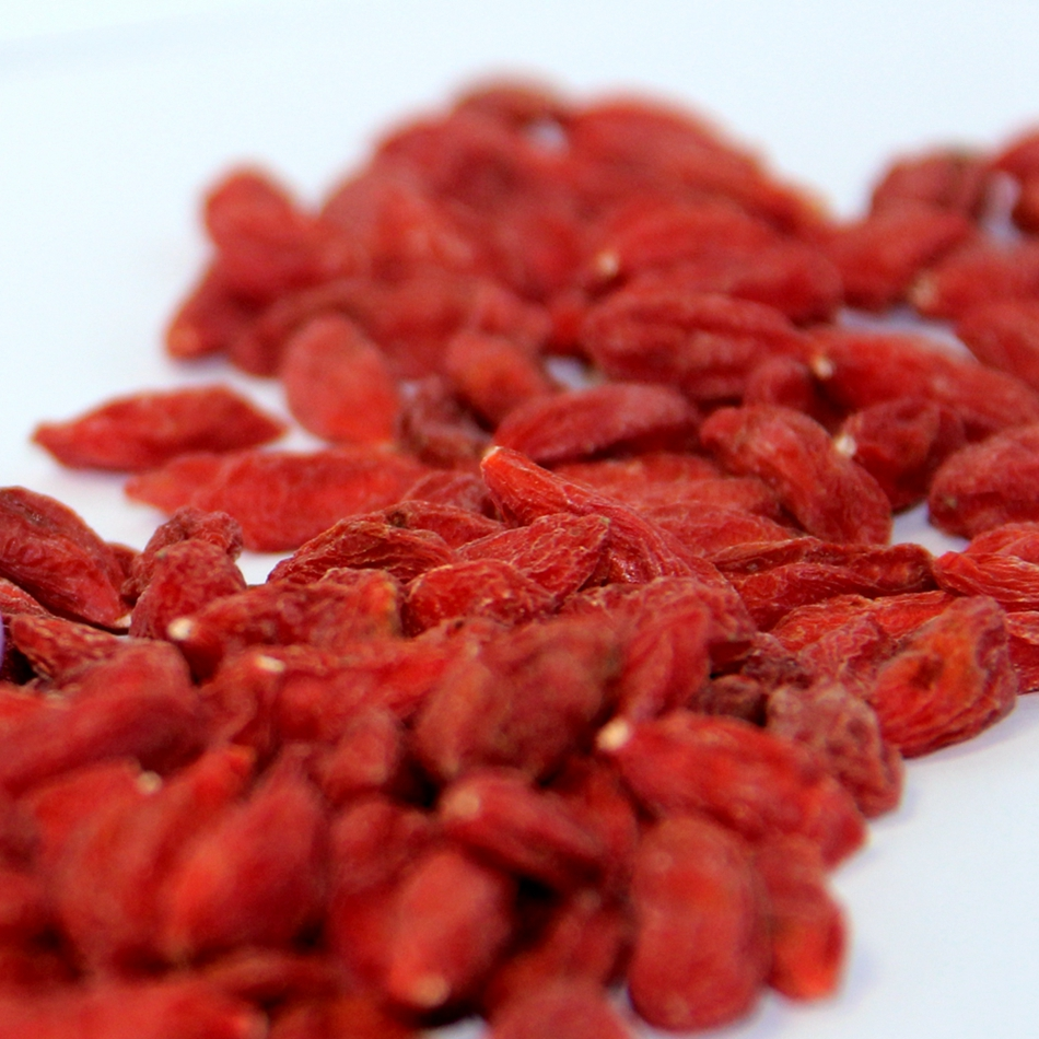 Size 750 Conventional Dried Goji
