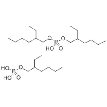 PHOSPHORIC ACID 2-ETHYLHEXYL ESTER CAS 12645-31-7