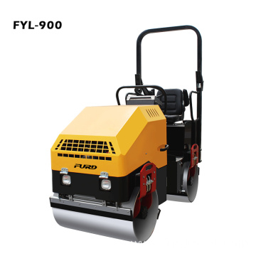 New Condition 1.7 Ton Tandem Road Roller