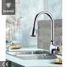 Polished Chrome One Handle Kitchen Vessel Taps