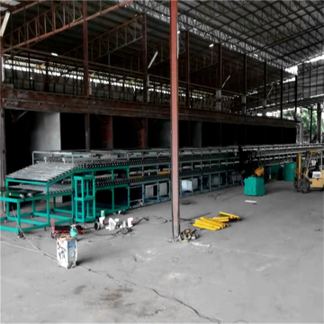 Roller Wood Veneer Dryer-plywood making machine line
