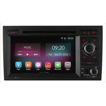 low price Android Car multimedia player for Audi