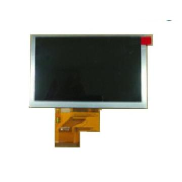 AUO 5 Inch Wide Screen TFT-LCD G050VTN01.1