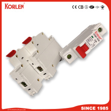 KORLEN patented products miniature circuit breakers MCB 1A-63A CE CB
