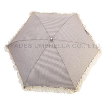 Windproof Folding Umbrella Ladies