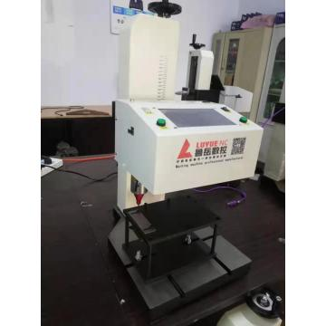 Desktop Dot Peen Marking Machine for small workpieces