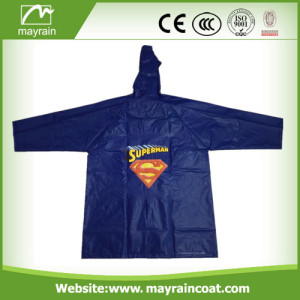Low Price PVC Kids Raincoat