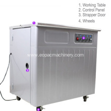 EP100 Semi Automatic Strapping Machine