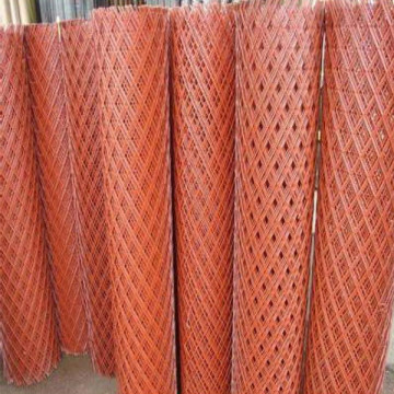 Standard Low Carbon Steel Expand Mesh