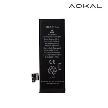 Brandnew iPhone 5 Replacement Battery Lithium-ion