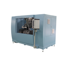 High Speed 3 Axis Medium Filament Brush Machine