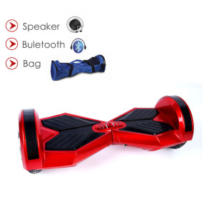Best quality and factory for Classic 8 Inch Self Balancing Scooter Self Balancing Scooter Hoverboards LED 8 Inch export to China Taiwan Factory