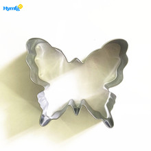 New Design Stainless Steel Easter Butterfly Cookie Cutter
