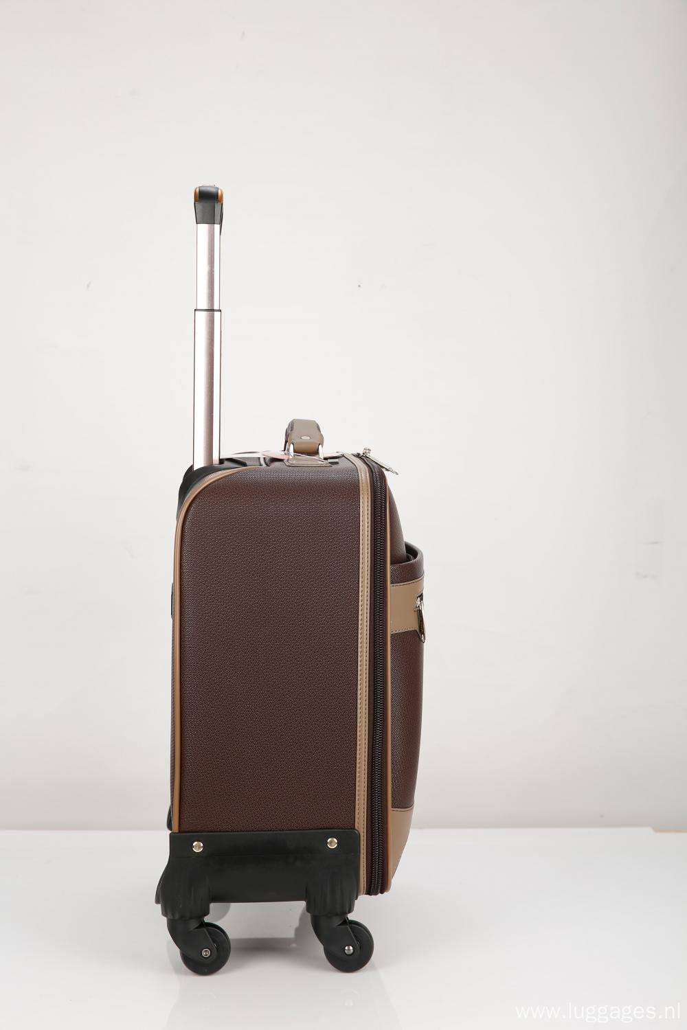 Expandable Spinner & Easy Carry On luggage