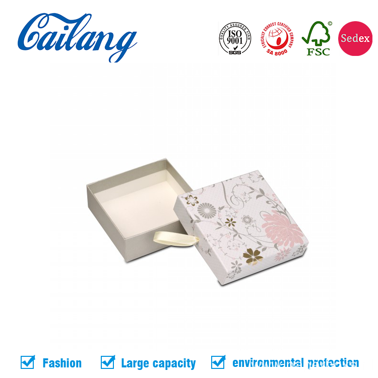 2PC High-end Clothing Paper Gift Box for Cosmetics