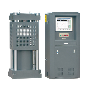 Factory directly supply for China Computer Compression Testing Machine,Computer Constant Load Compression Tester,Computer Control Universal Tester Manufacturer YAW-1000BG Computer Control Compression Testing Machine export to Montserrat Factories