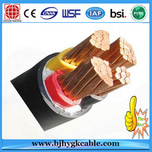 Stranded Heavy Duty Rubber Compound Insulation Sheath  Cable