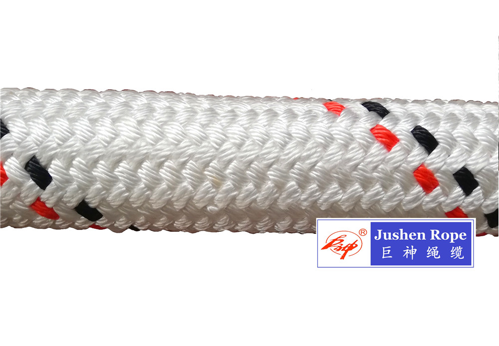 Double Braided Polyamide Multifilament(Nylon) Rope