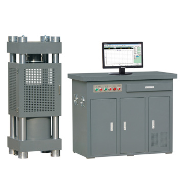 OEM Supplier for Computer Control Universal Tester YAW-1000B Computer Control Compression Testing Machine export to Sao Tome and Principe Factories