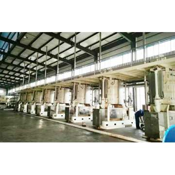 1-10Tons Vegetable Oil Pressing Production Line