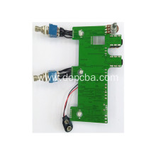 Wireless charger hasl pcb assembly electronic pcba