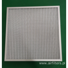 Supply for Sponge Air Primary Filters Metal Mesh Primary Air Filter export to Swaziland Manufacturer