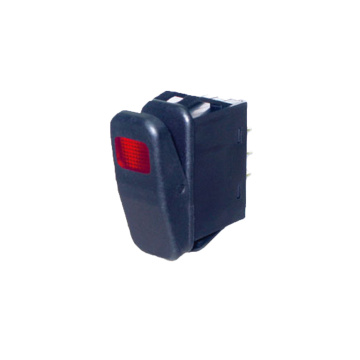 Waterproof 2-3 Position Rocker Switch